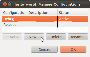 Manage Configurations